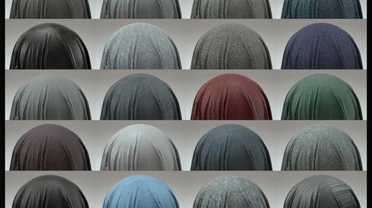 4K Textile Patterns